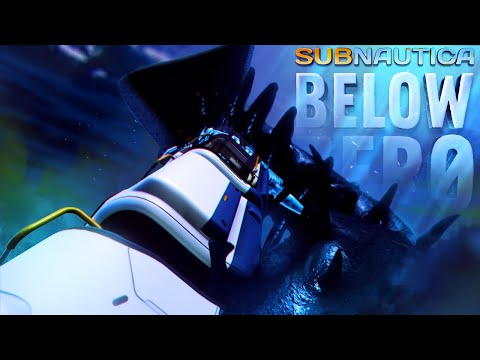 THE GREAT LEVIATHAN UPDATE IS HERE! - Subnautica Below Zero - Ice Dragon CUT!! & More - Gameplay