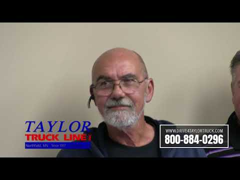 Taylor Truck Line - 15-Year Anniversary #TaylorTuesday
