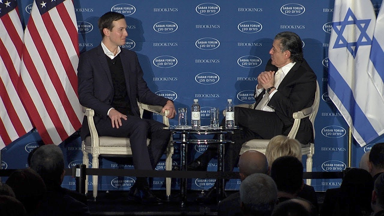 A keynote conversation with Jared Kushner