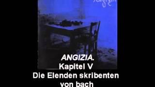 Angizia -  Kapitel V Die Elenden skribenten von bach und Wolkenkuckucksheim