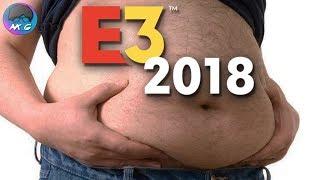 Жирный ублюдок проснулся и вещает про E3 2018 [Мнение]