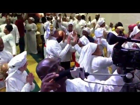Funmi Aragbaye AND Bisi Alawiye @ Love Of Christ Generation Church C&S - Part 3
