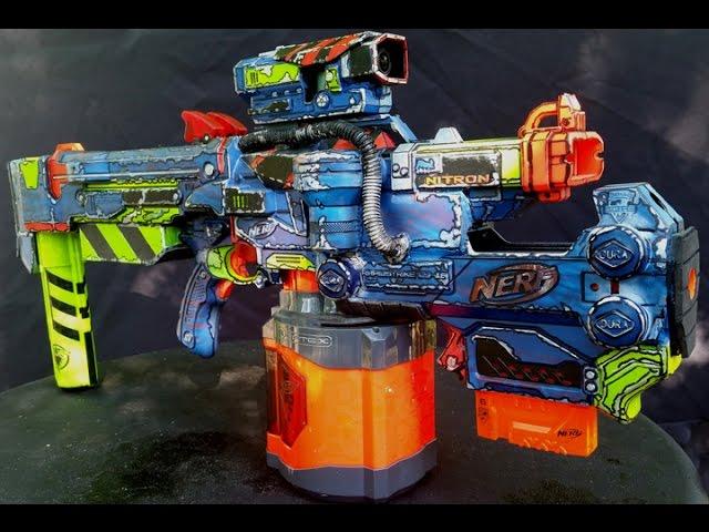 fastest machine gun in the world