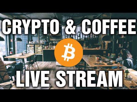 Crypto News and Coffee: Live Stream 12.6.2020
