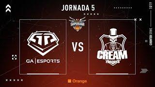 GA Esports VS Cream Esports   Jornada 5   Temporada 2018/2019