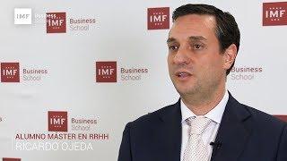 Opinión Alumno Master Recursos Humanos de IMF: Ricardo Ojeda