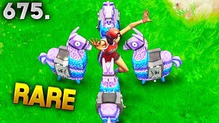 *IMPOSSIBLE* 4x LLAMAS IN ONE SPOT..!!! Fortnite Funny WTF Fails and Daily Best Moments Ep.675