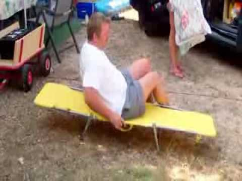 günter und der liegestuhl