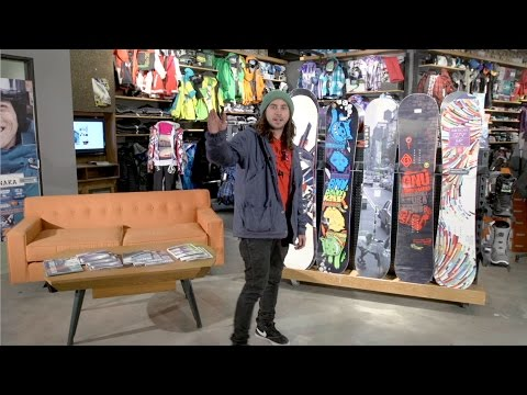 Download How To Choose Your Snowboard Size w/ Danny Kass | TransWorld SNOWboarding HD Video