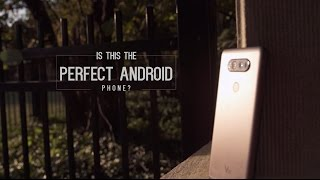LG V20 - Is This The Perfect Android Phone?