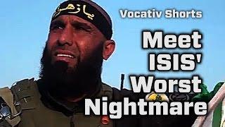 Angel Of Death: Meet ISIS' Worst Nightmare
