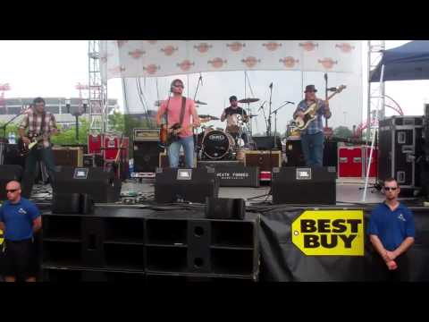 "Heath Forbes ""Meet Me in Memphis"" CMAfest 2011 Nashville"