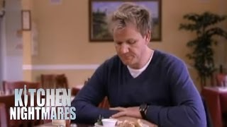 'I Don't Even Think He Likes the Water' - Kitchen Nightmares