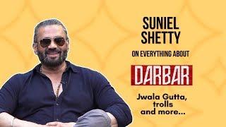 DARBAR | Suniel Shetty's EXCLUSIVE interview