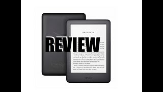 Kindle Basic 10th Gen Review - 2019
