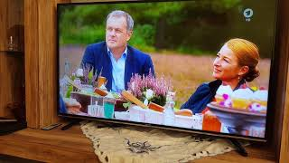 Teil 2 Hisense H55MEC3050 138 cm 55 Zoll Fernseher Ultra HD, Triple Tuner, Smart TV) unboxing Review