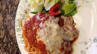 Gluten Free Chicken Parmesan VEDA #6
