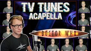 DOCTOR WHO Theme - TV Tunes Acapella