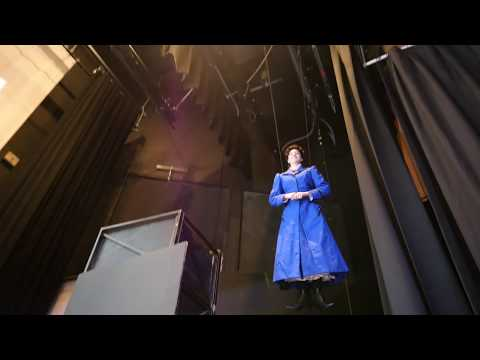 Mary Poppins Flying (Lancaster Bible College)