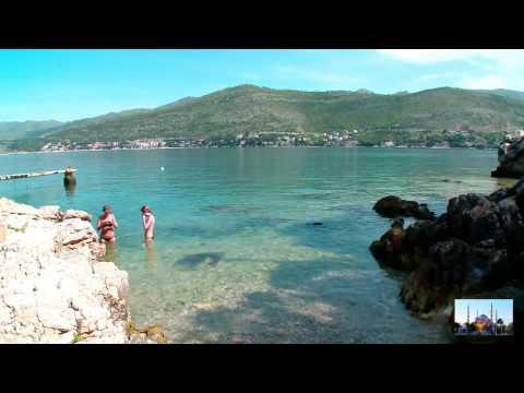 Очень красивое местечко в Турции