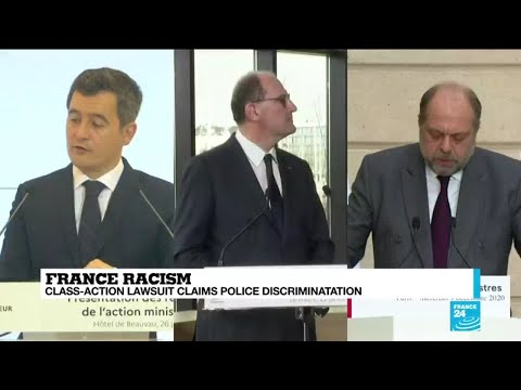 French NGOs threaten class-action suit over racial profiling by police