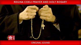 May 25 2020  Regina Coeli and Rosary  Cardinal Comastri