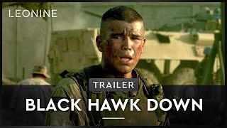 Black Hawk Down Film Trailer