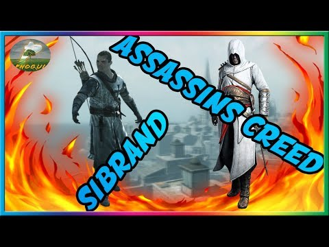 ASSASSINS CREED I - SIBRAND
