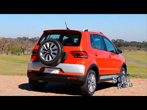 Novo VW CrossFox 2015