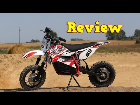 Review of Electric Dirt Bike NRG 350W 36V