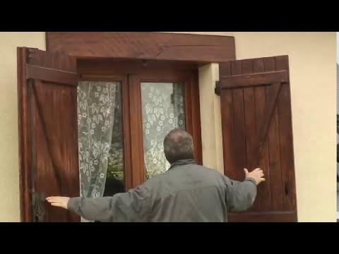 Tutoriel d'installation Automatisme volets battants Wibat MANTION