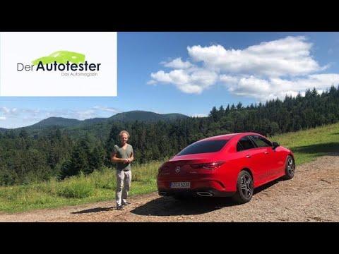2019 Mercedes CLA AMG-Line (224 PS) - Fahrbericht I Review I Test-Drive I Sound