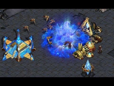 EPIC - BROOD WAR PRO CHEESE #3 - StarCraft  - Brood War REMASTERED