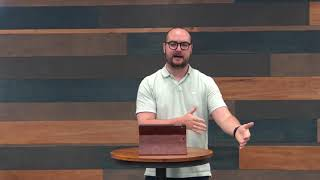 Clay Smith Sermon: Putting On the New Self Pt  2