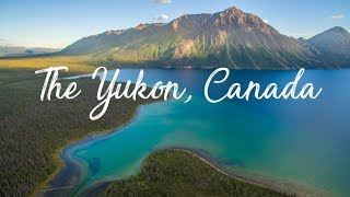 Exploring the Yukon Territory, Canada & Alaska