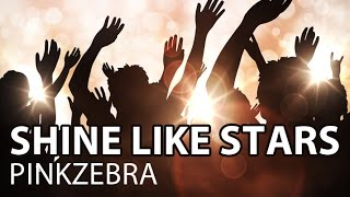 "Pinkzebra  ""Shine Like Stars"" 