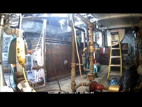 Boiler Time Lapse