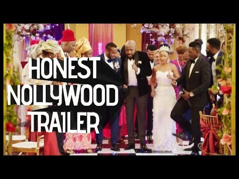 Honest Nollywood Trailers - The Wedding Party