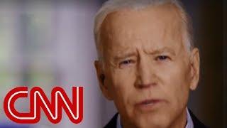 Joe Biden formally announces 2020 run for president