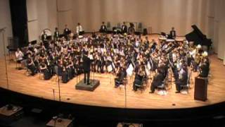 GMEA All State Symphonic Band 2009 - Hazo (Arabesque)