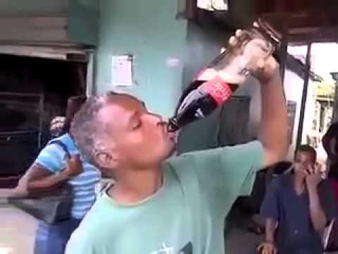 Tu 1 chai volka và 1 chai coca cái nào khó hơn?
