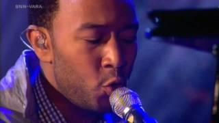 John Legend - WAKE UP EVERYBODY - live @ Paul de Leeuw [Dutch tv show]