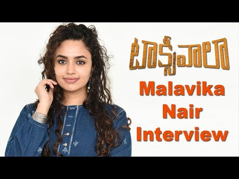 malavika-nair-interview-about-taxiwala-movie