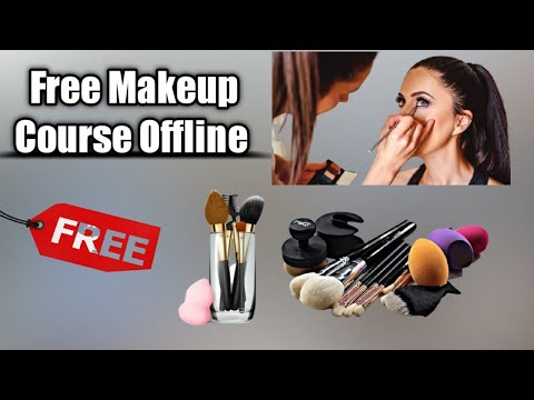 free makeup course online with certificate 2021/certified makeup ...