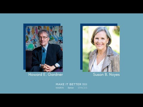 A Virtual Fireside Chat with Harvard Professor and Psychologist Howard Gardner