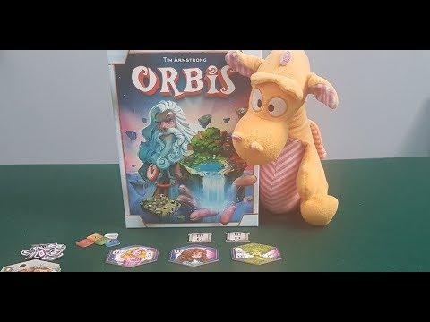Orbis - Gameplay Runthrough