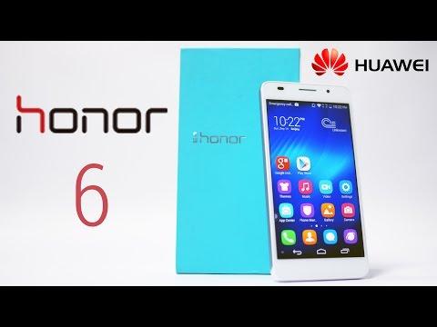 "Huawei Honor 6 (Dual Sim | 5"" Full HD | 3GB RAM) - Unboxing & Hands On"