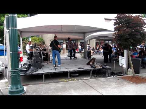 Electric Train Tribute to  Jimi Hendrix @ Sumner Arts Festival 1
