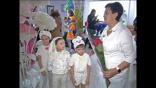 В Курске отметили праздник белого лепестка