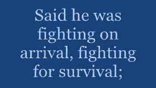 Bob Marley Buffalo Soldier Lyrics